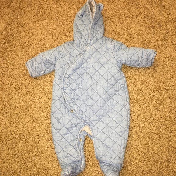 GAP Other - Gap Denim Infant Snowsuit